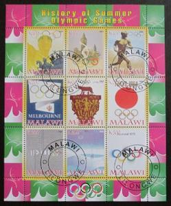 Malawi 2008 Historie olympijských her 0102