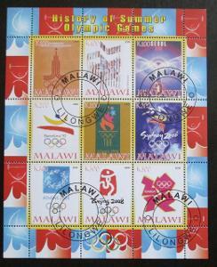 Malawi 2008 Historie olympijských her 0115