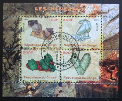 Kongo 2009 Minerály a nerosty