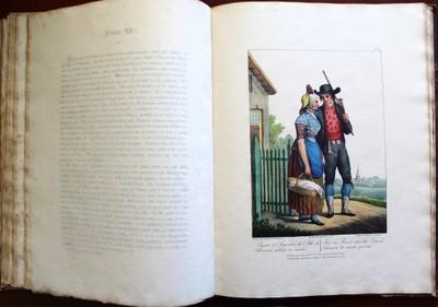 Collection des Costumes 1828