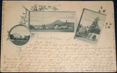 Třebenice  1900