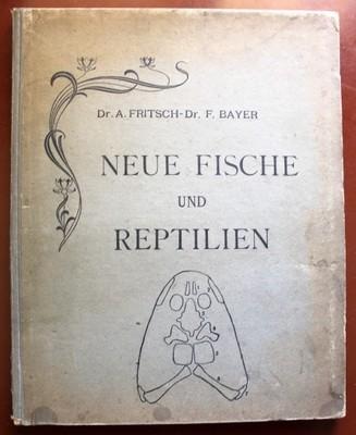 Frič & Bayer, Neue Fische und.....plus podpis
