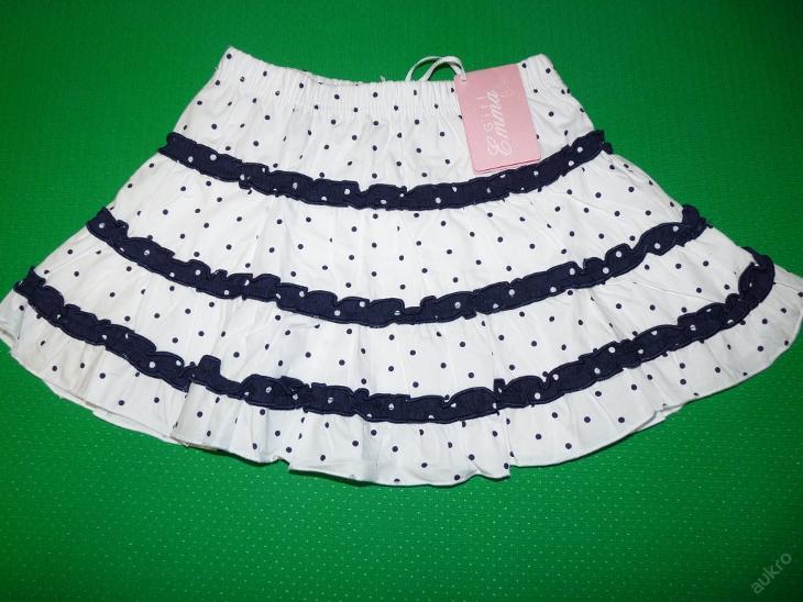 Dětská sukně  vel. 104/110 - Oblečení