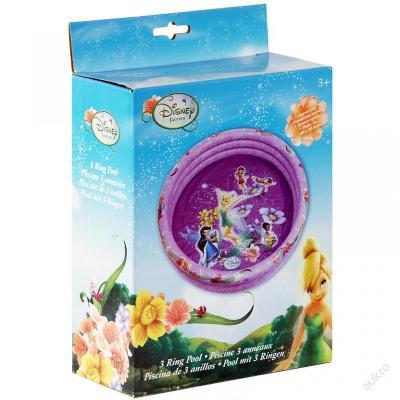 Dětský nafukovací bazének Disney Fairies 108 cm
