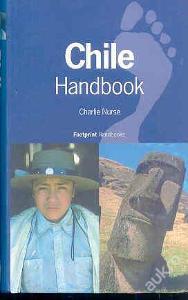 Průvodce CHILE  ANGLICKY/