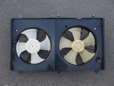 * Honda Acord  r.v.03-08 -  sahara chladiče kompl.