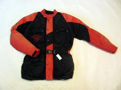 Textilní bunda PEGASUS vel. M - Chrániče, reflex