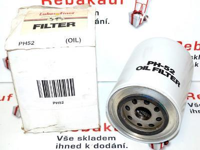 Olejový filtr pracovní stroj LUBERFINER PH52