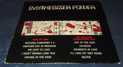 LP Project D - Synthesizer Power /2LP/