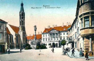 Maďarsko , Sopron