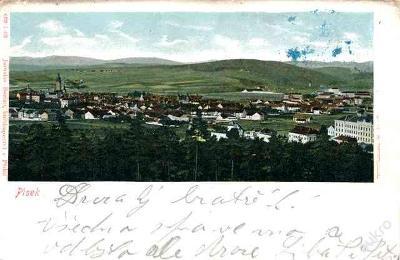Písek 1906