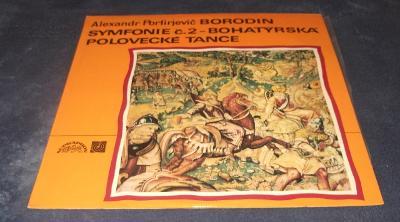 LP Borodin - Symfonie č. 2 - Bohatýrská, Polovecké