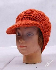Dětská  čepice , baret    (Č 159 )