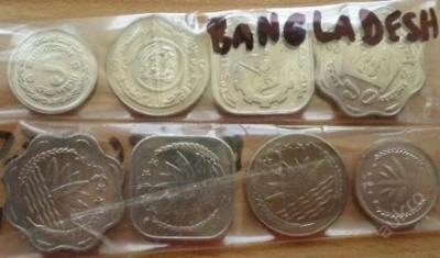 Bangladéš 4 mince