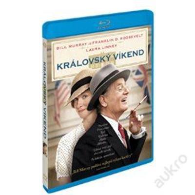 Blu ray Královský víkend