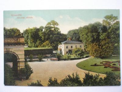 Kroměříž - Zámecká zahrada