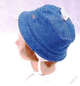 Dětská  zimní  čepice   - (Č 044 )