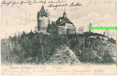 Teplice DA 1904 (Ústí nad Labem Most Litoměřice)
