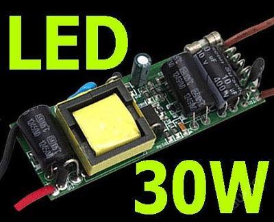 LED zdroj pro čip 30W LED - zašleme ihned !