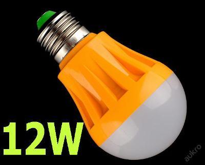 LED77 E27 12W 500lm (=40W) teplá bílá ZAŠLEME HNED