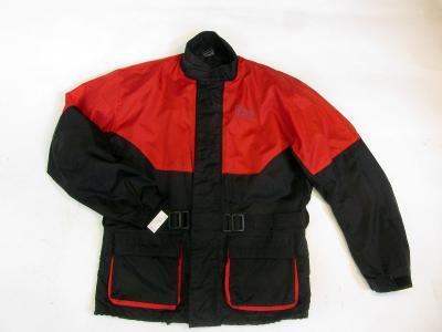 Textilní bunda MOBIG vel. M - Chrániče, reflex