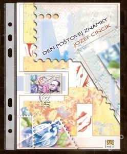 Slovensko 2006 NL68 - nálepný list