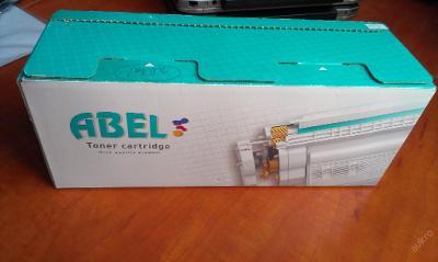 Kompatibilní černá laserová kazeta ABEL CRG-712