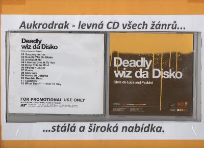 CD/Deadly Wiz da Disko-Chris De Luca And  Peabird