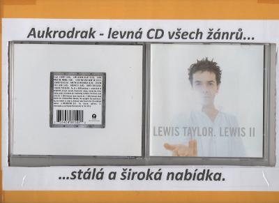 CD/Lewis Taylor-Lewis II