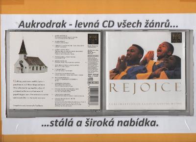 CD/Rejoice-A Celebration Of Classic Gospel