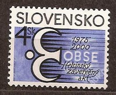 Slovensko 2000 kat.č.Mi374/Zb214