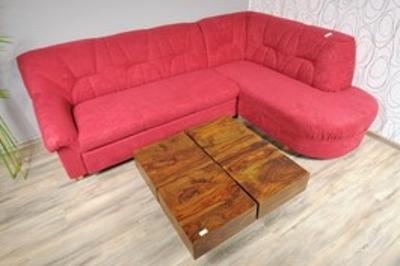 Konferenční stolek dřevěný (16524B) E S