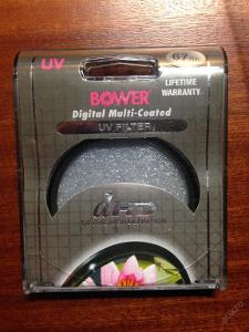 Akce Bower Digital Multi-coated HD UV filtr 67 mm