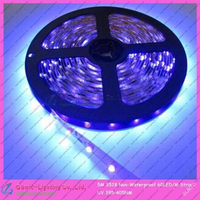 0,5m LED pásek 3528SMD 300ks/5m DC 12V UV