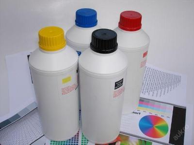 250ml Inkousty pro PG540 a CL541, doklad