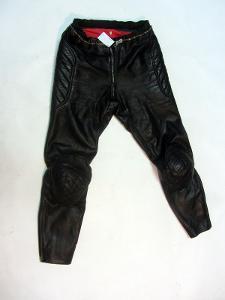 Kožené kalhoty DAINESE vel. 50/M - pas: 80 cm