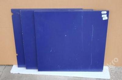 3 x deska, police, dřevolaminát (9130)
