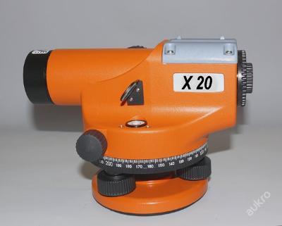 Nivelační přístroj NEDO X20