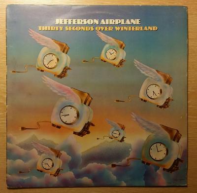 Jefferson Airplane - Thirty Seconds ..., LP