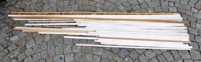 Lišty směs 100 cm - 240 cm (14553)