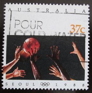 Austrálie 1988 LOH, Basketbal Mi# 1123 0462