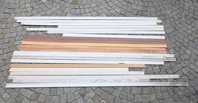 Lišty směs 150 cm - 270 cm (14559)