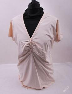 Tričko dámské, kr. rukáv, vel. XL- 48/50 (FO0358)