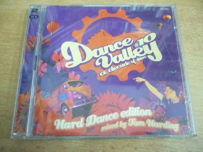 2 CD-SET: DANCE WALLEY - Hard Dance Edition 10