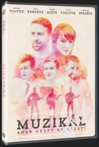 MUZIKÁL ANEB CESTY KE ŠTĚSTÍ - DVD
