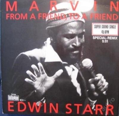 Edwin Starr - Marvin Maxi