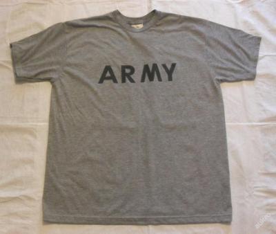 US ARMY - ACU IPFU fitness, sportovní tričko, všechny velikosti