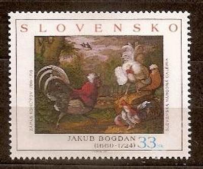 Slovensko 2004 kat.č.Mi494/Zb335