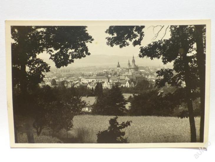Hranice na Moravě - MÄHRISCH-WEISSKIRCHEN, Přerov - Pohlednice