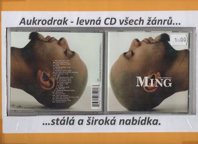 CD/Roey Marquis II.-Ming
